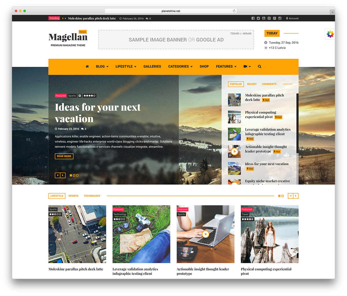 magellan-modern-magazine-wordpress-theme