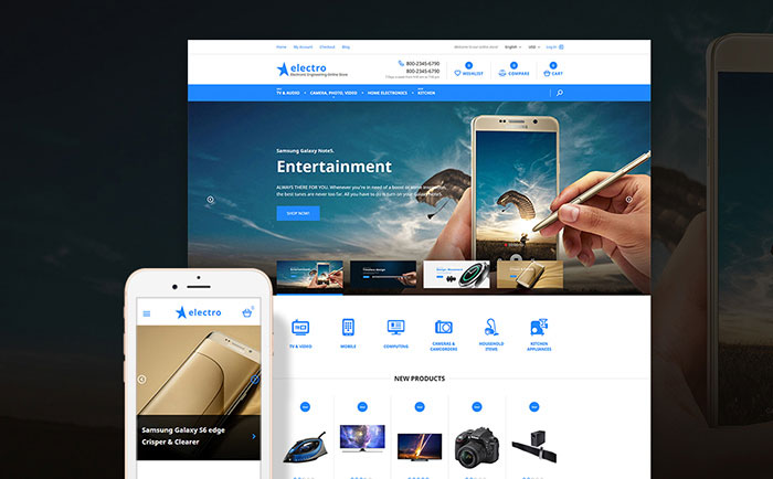 ic Products Magento Theme