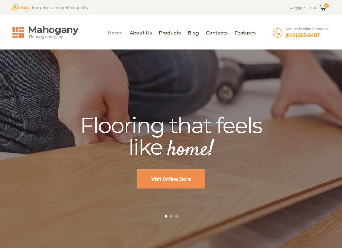 mahogany-flooring-company-wordpress-theme