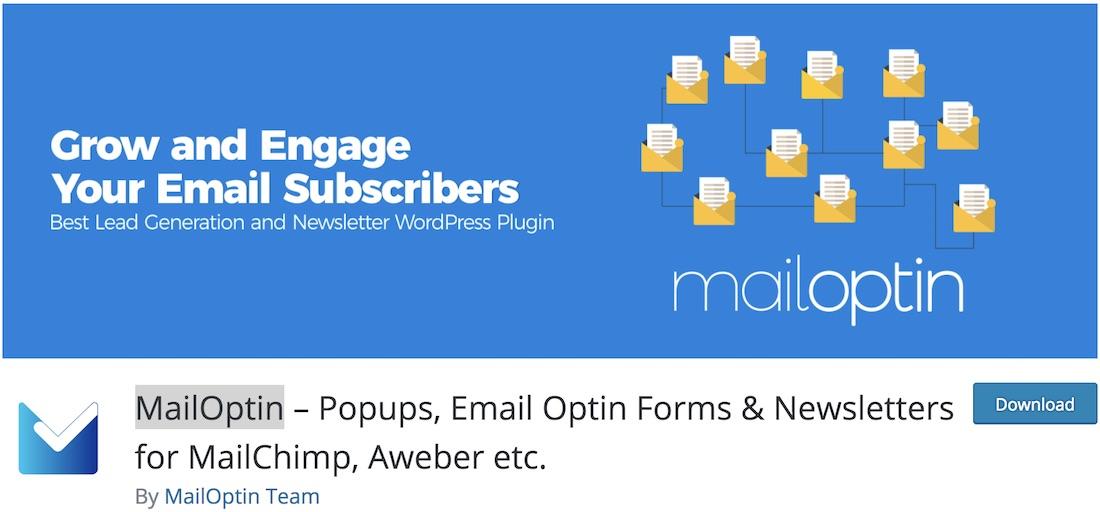 The Best WordPress Plugins for MailChimp Integration 2019