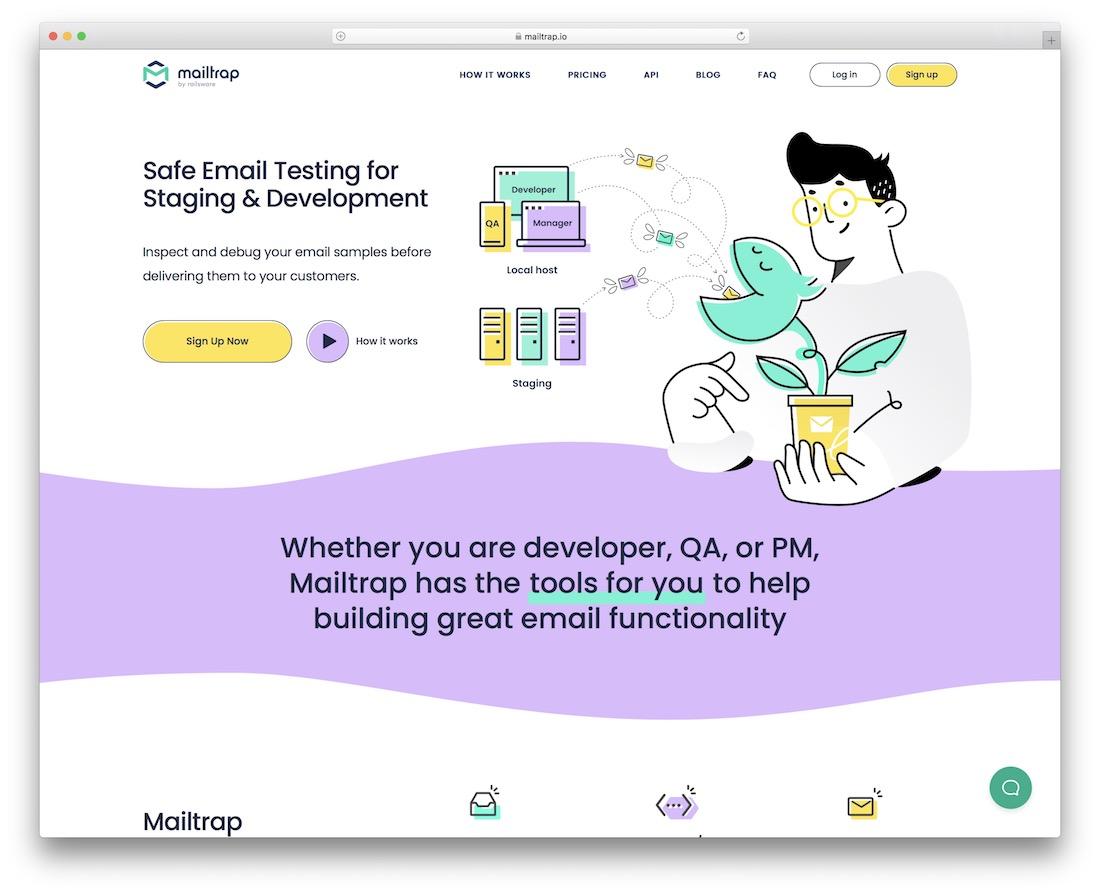 mailtrap email platform for developers