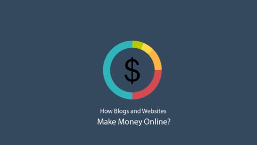 Make Money With Blog Website