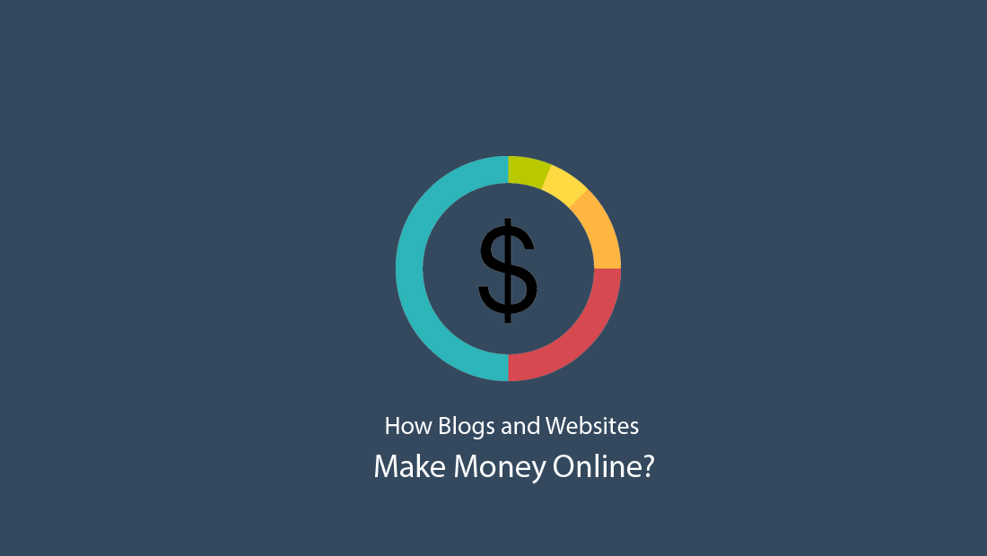 how do blogs and websites make money online monetize for maximum