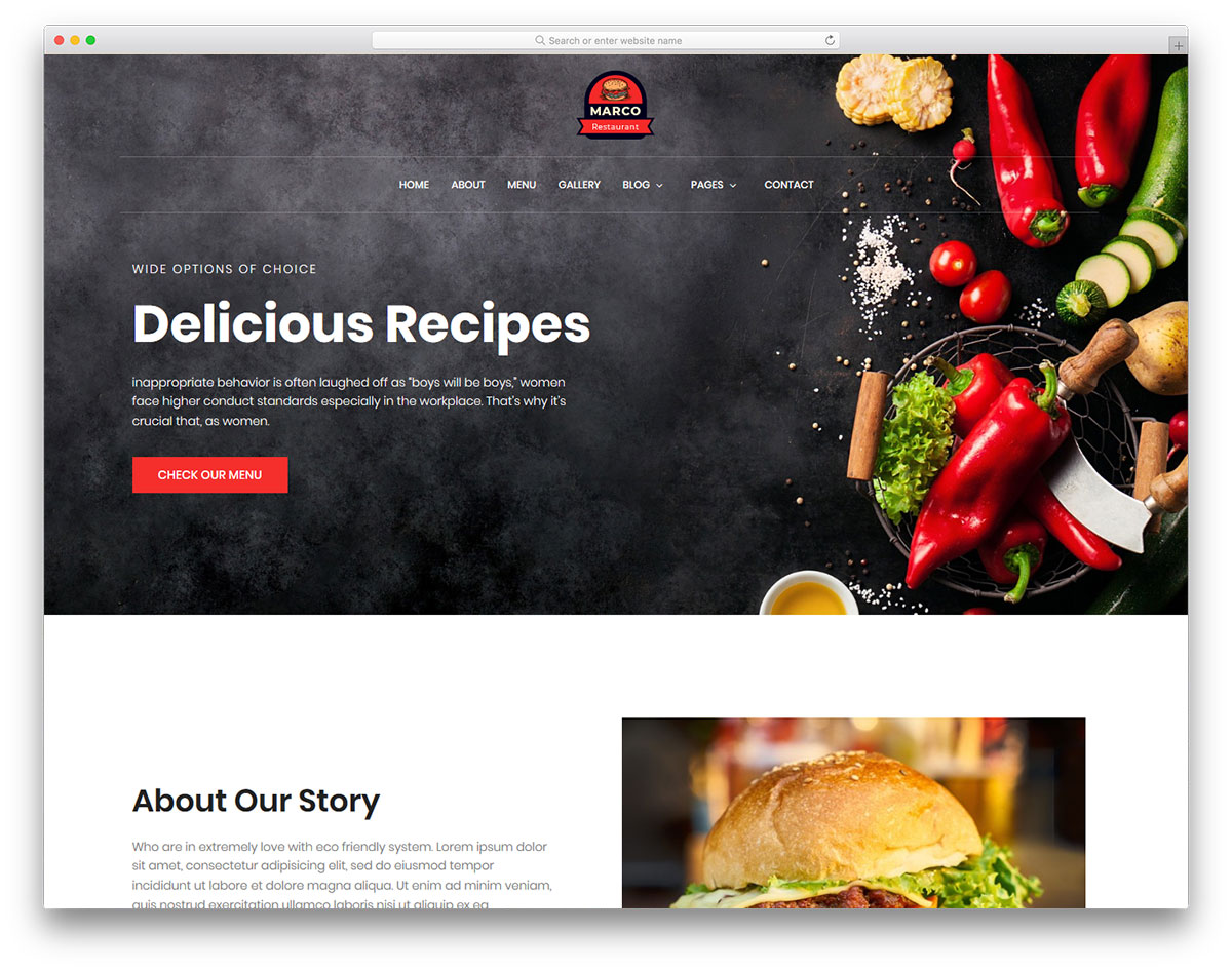 40 best free html5 website template wordpress website template