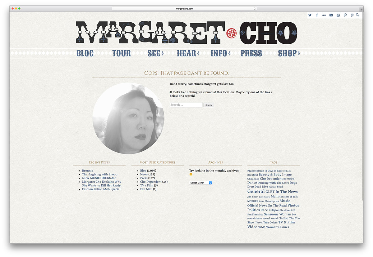margaretcho-simple-404-error-page