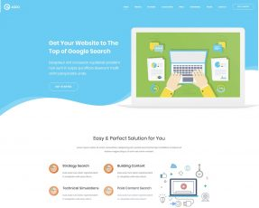 Marketing Website Templates