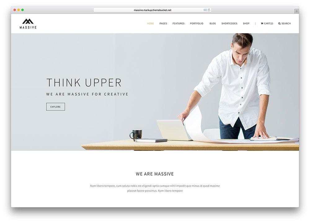 39 Creative Html5 Css3 Website Templates 2020 Colorlib
