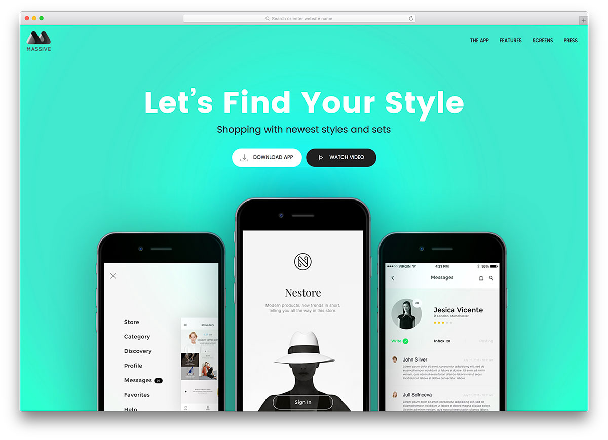 massive-dynamic-app-showcase-website-template
