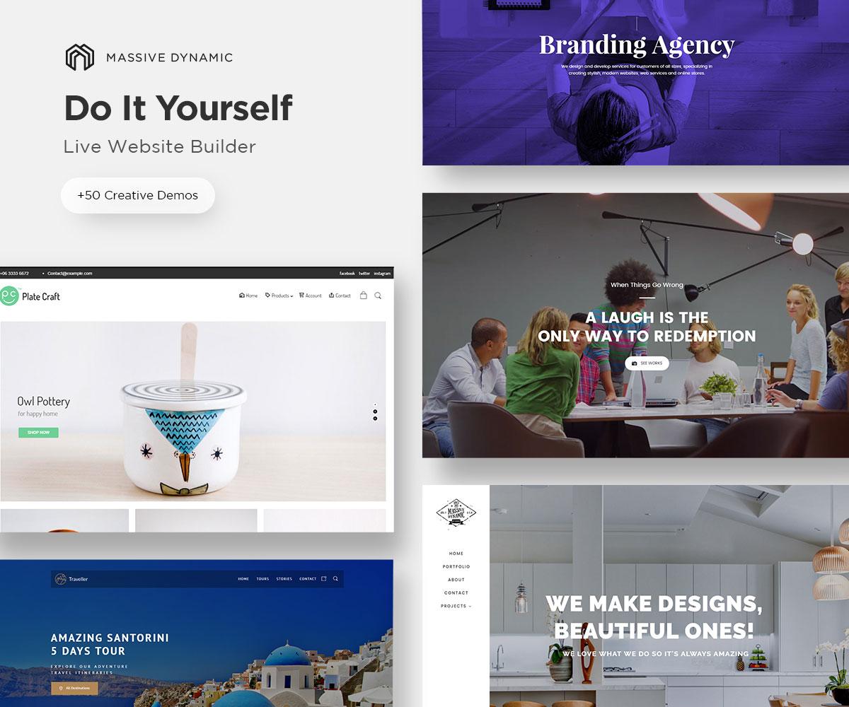 20 Best Small Business WordPress Themes 2017 - Colorlib
