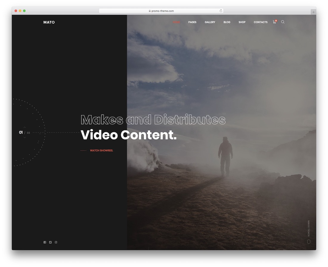 mato movies wordpress theme