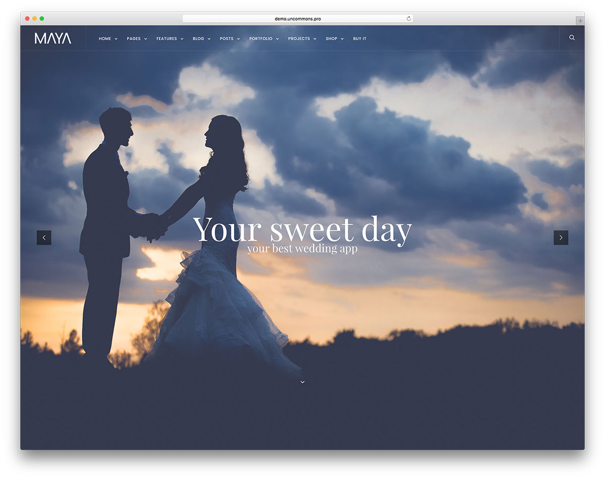 maya-fullscreen-wedding-wordpress-template