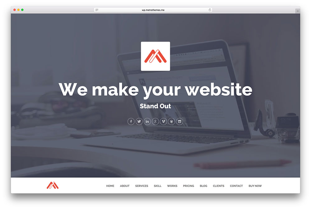 md-one-page-wordpress-theme-with-slider