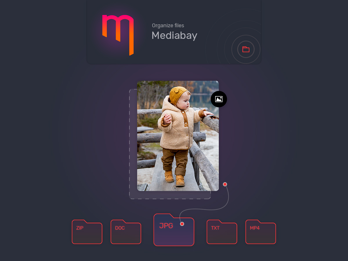 mediabay wordpress file manager