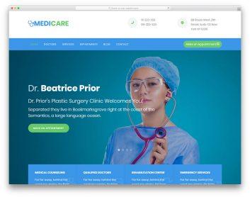 Medicare Free Template