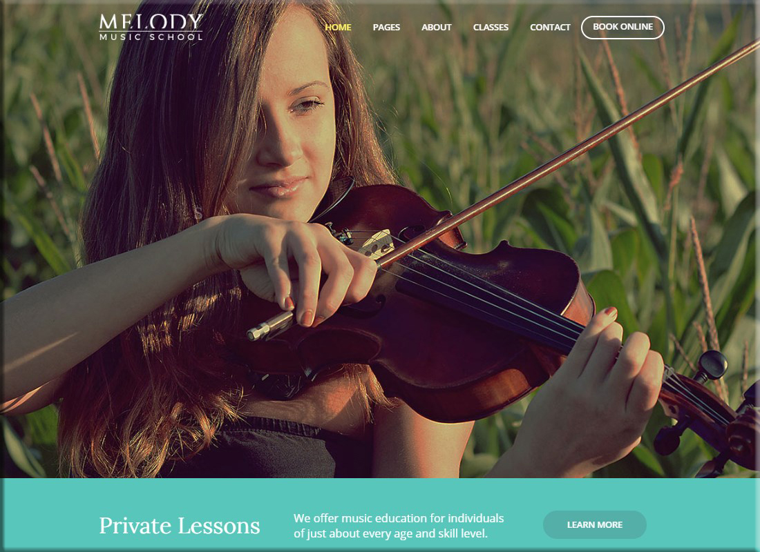 melody-music-school-wordpress-theme