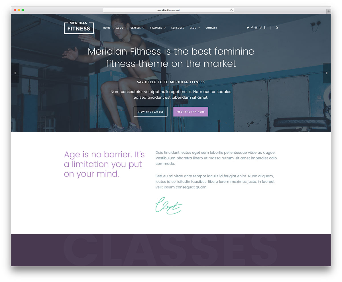 meridian-fitness-website-template-for-wp