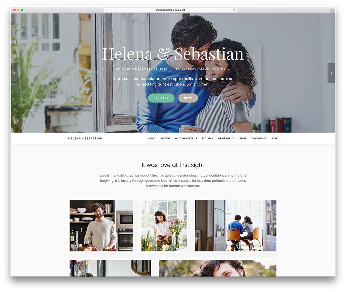 meridian-modern-wedding-wordpress-theme