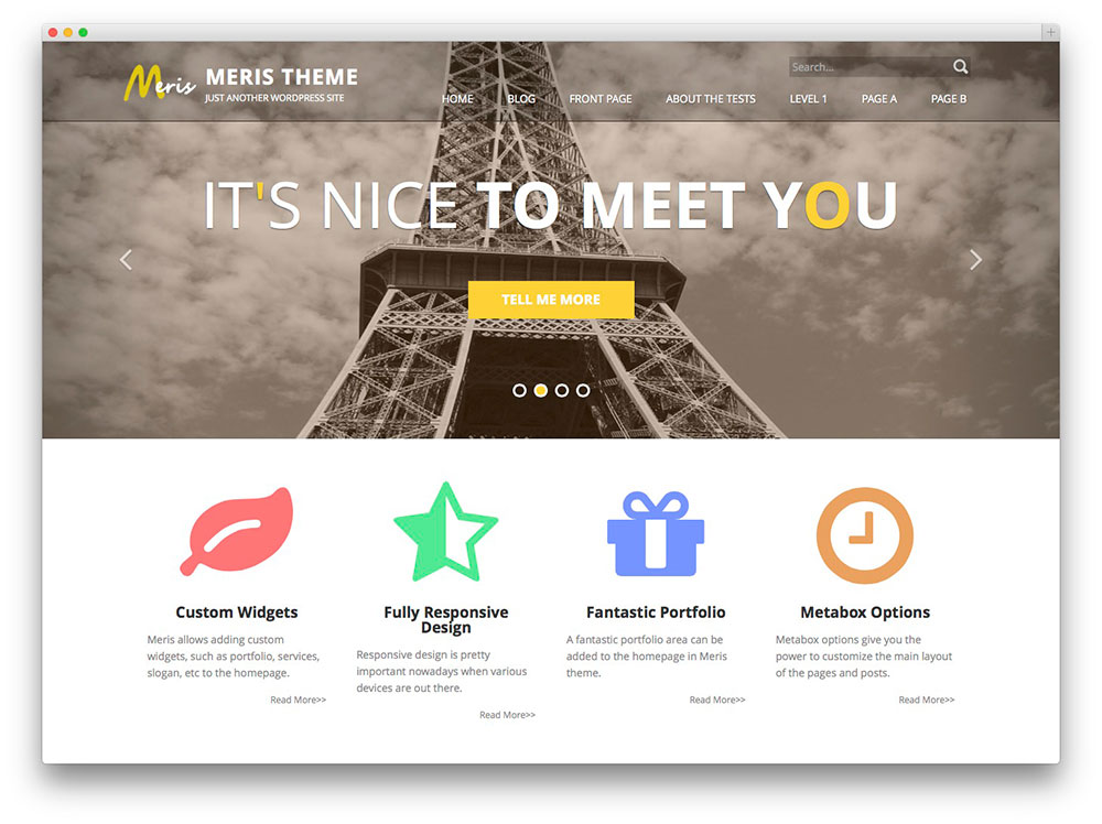free wordpress dating site theme Onepress is an outstanding creative, flexible and free one page wordpress theme well suited for business website, portfolio, digital agencies.