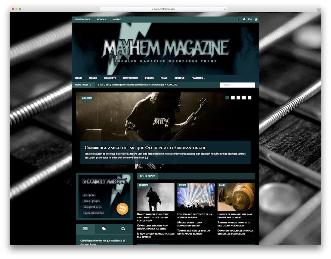 mh musicmag