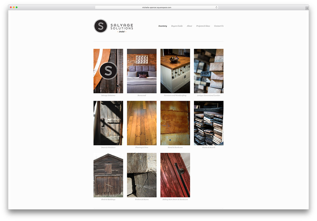 michelle-spencer-squarespace-portfolio-example