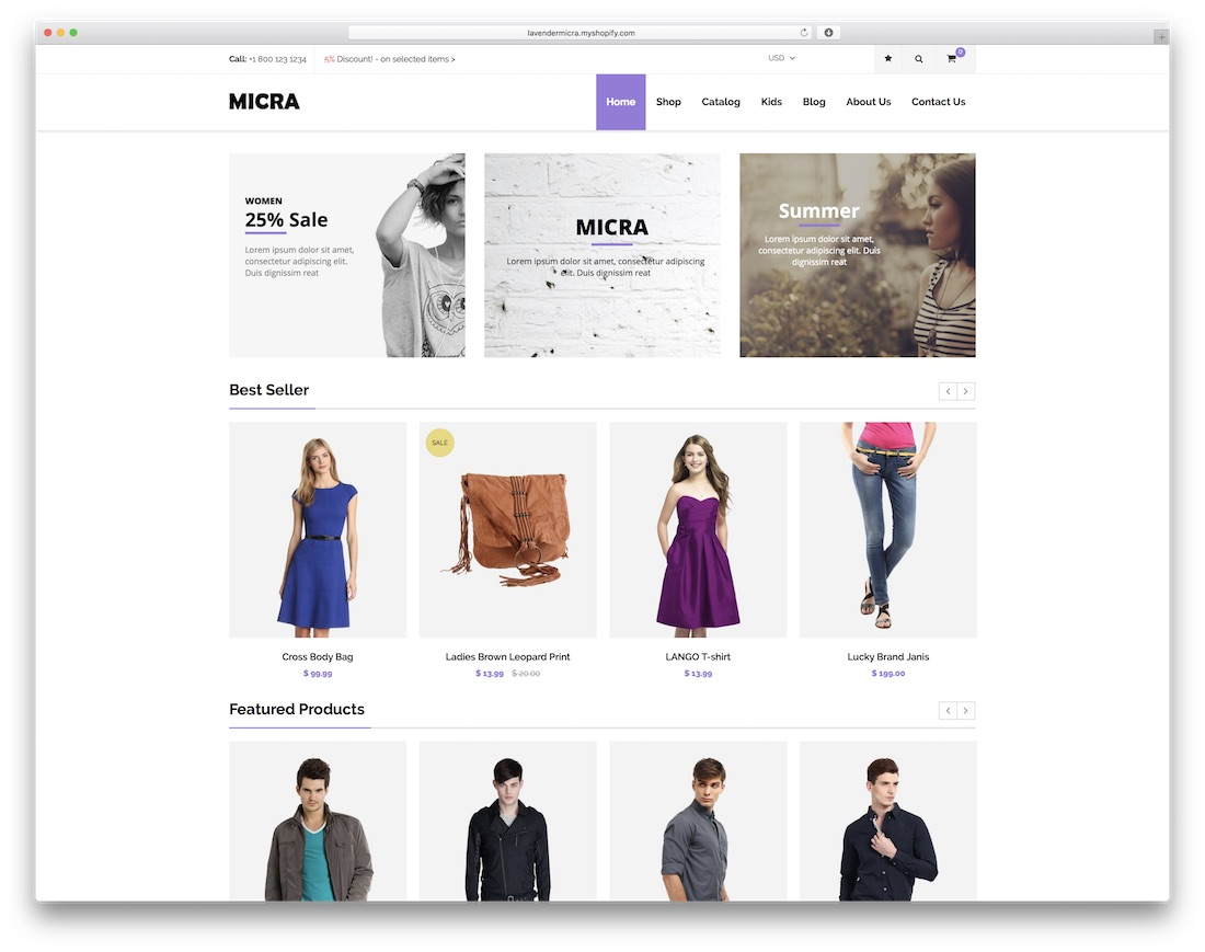 micra best shopify theme