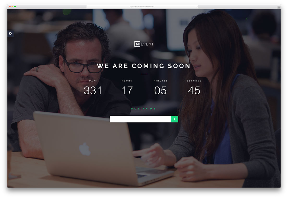 mievent-comingsoon-website-template