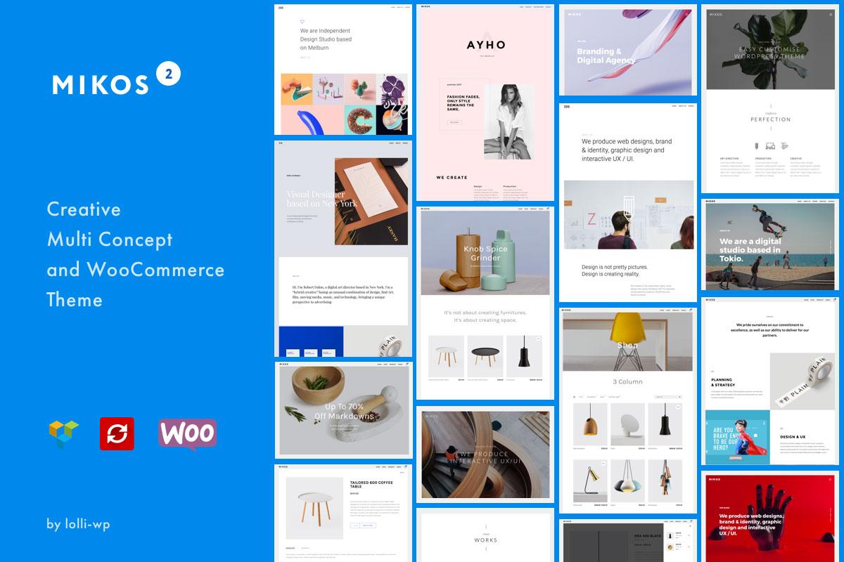 60 Best Clean Wordpress Themes 2019 Colorlib
