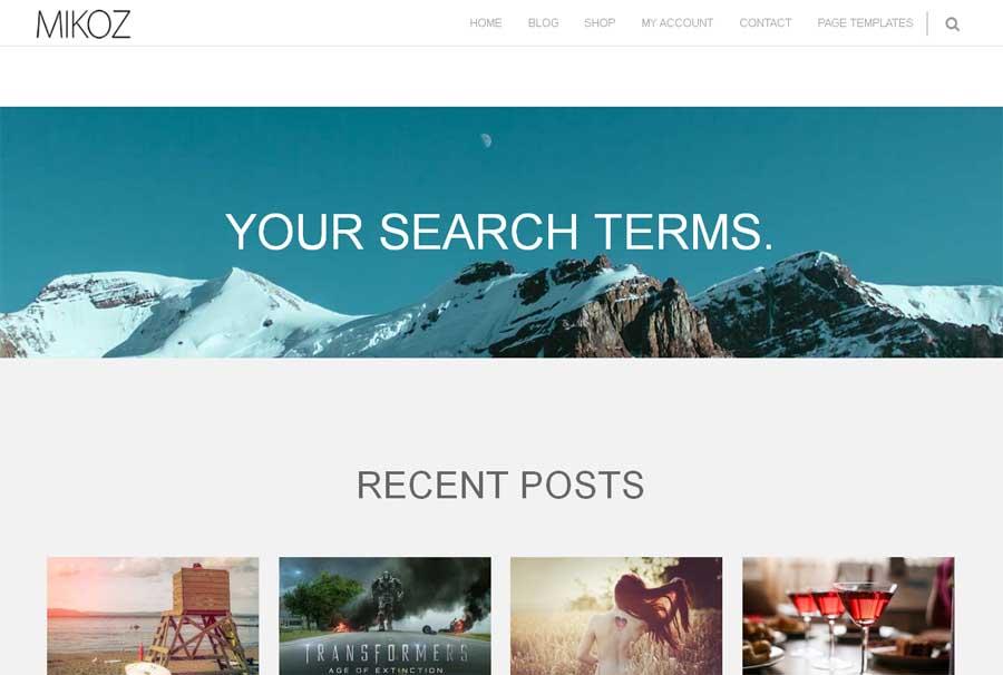 Where to Find Premium & Free Parallax WordPress Themes 2017 - Colorlib