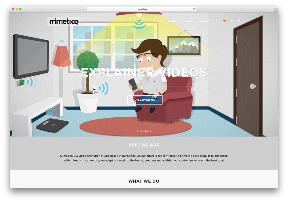 mimeti-video-animation-site-example-with-bridge