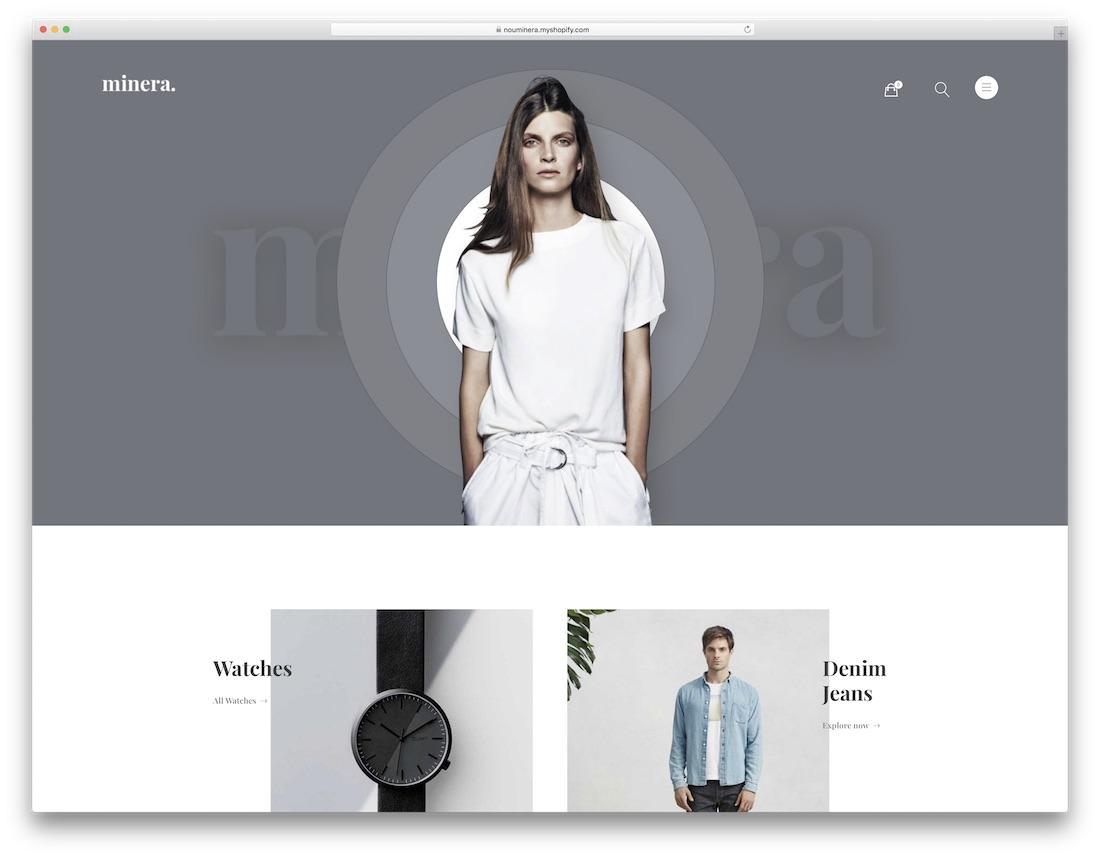 ad83f41a4693 39 Top Trendy Clothing & Fashion Shopify Themes 2019 - Colorlib