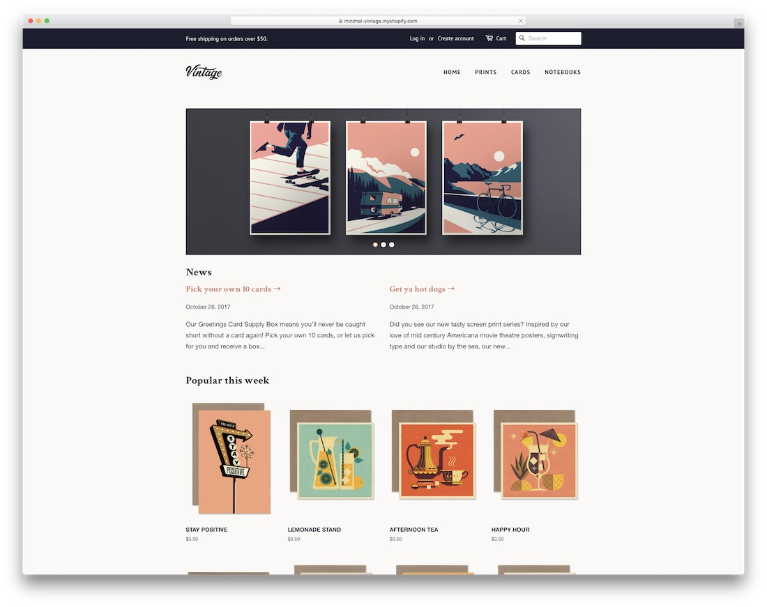 38 Free Best Shopify Themes For Your Online Store 2019 Colorlib