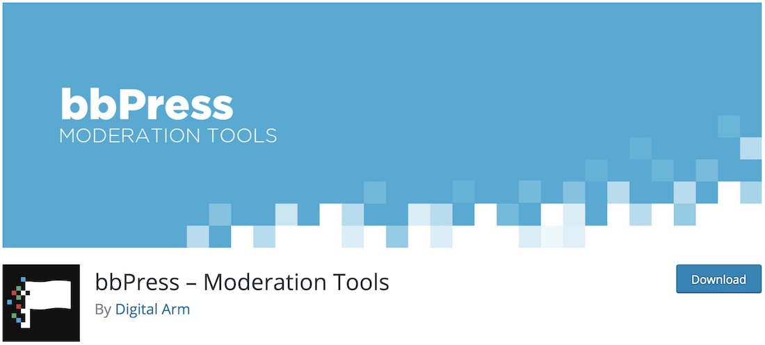 moderation tools for bbpress