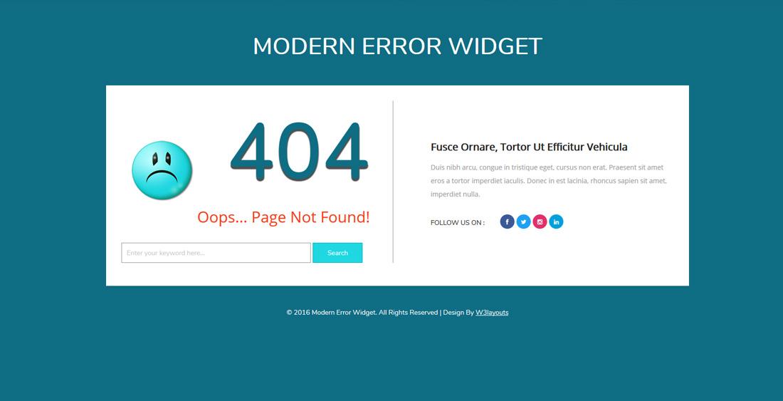 modern-error-widget-free-404-error-page-templates