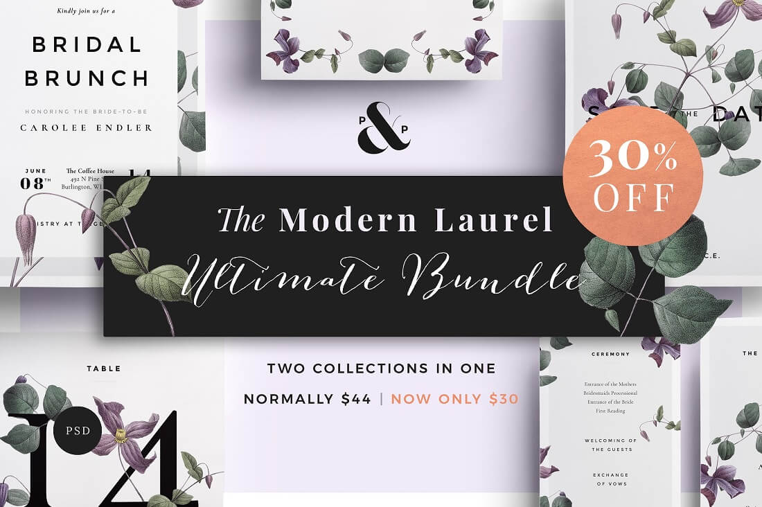modern laurel ultimate bundle