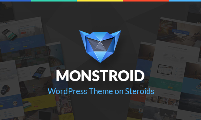 5 WordPress Monstroid Themes Are To Be Given Away. Take A Chance On Winning One! [CLOSED]