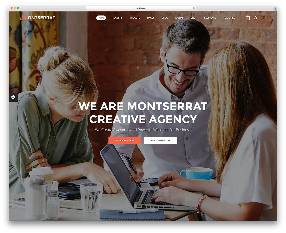 montserrat-creative-business-website-template
