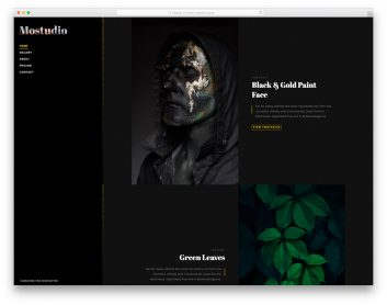 Mostudio Free Template