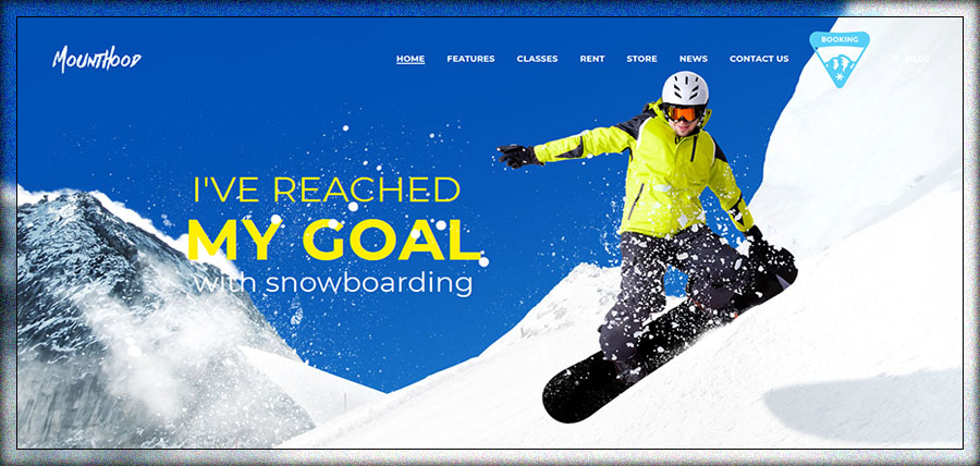 Mounthood | Ski and Snowboard School