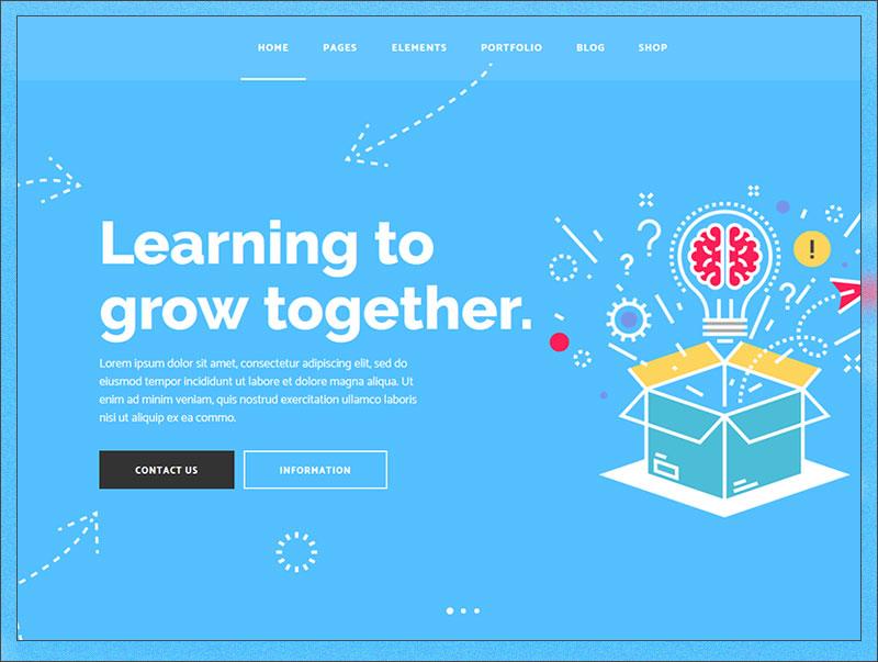 Mr. SEO - A Friendly SEO, Marketing Agency, and Social Media Theme