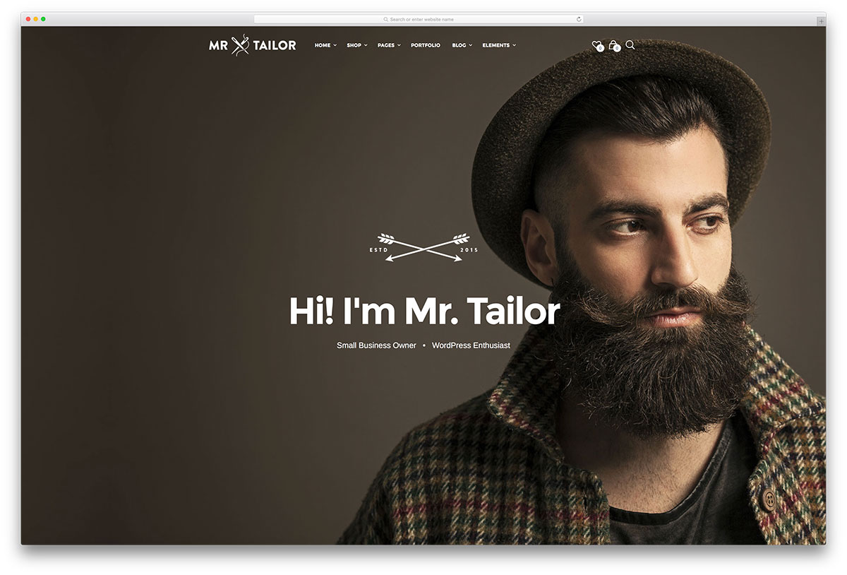 mrtailor-fullscreen-creative-ecommerce-store