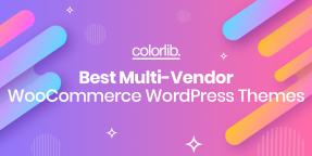 Multi-vendor WordPress Themes