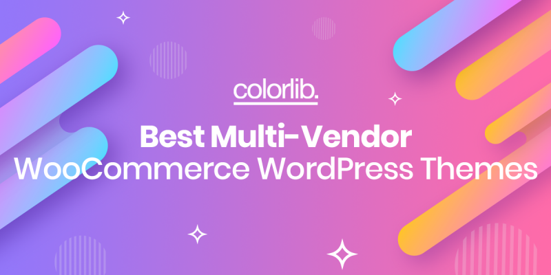 10+ Multi-Vendor WordPress WooCommerce Themes