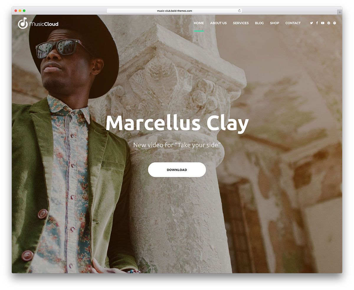 30+ Awesome & Responsive WordPress Music Themes 2019 - Colorlib