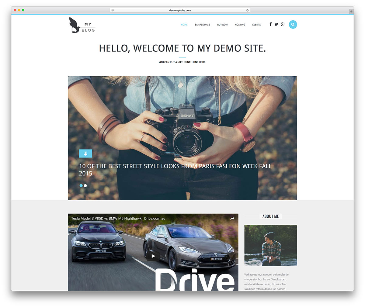 myblog-minimal-wordpress-blogging-template