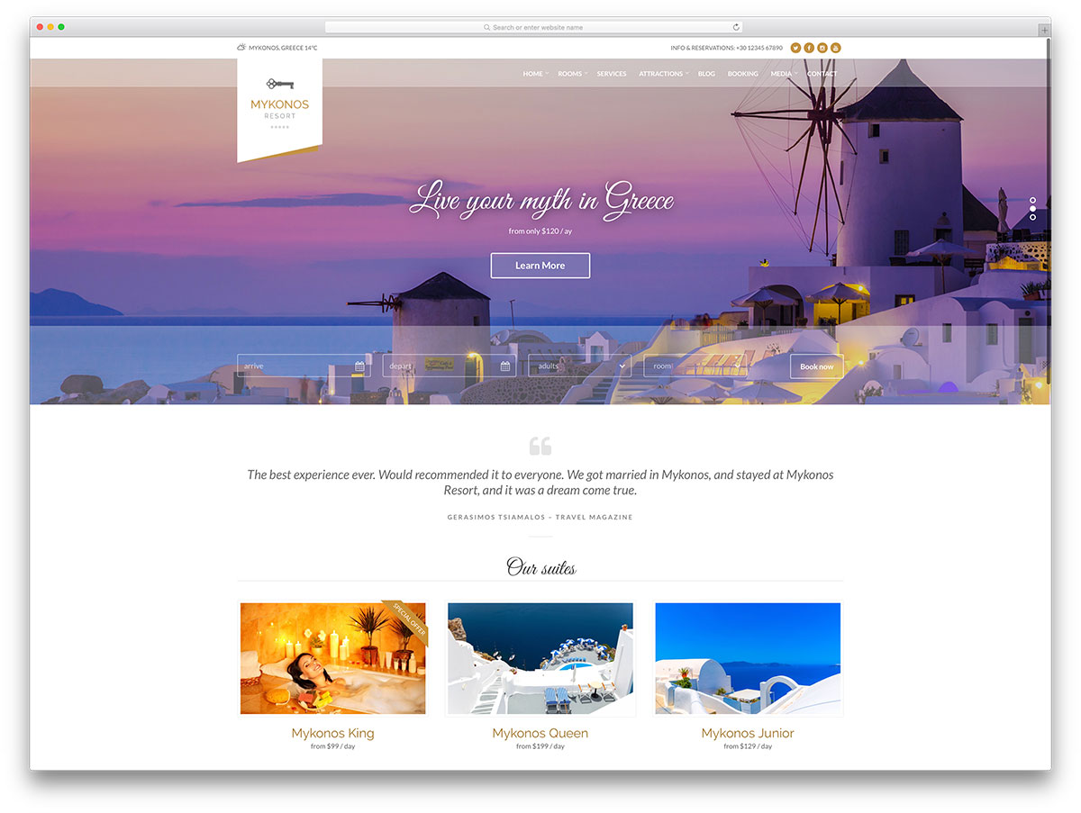 mykonos-minimal-hotel-website-wordpress-theme
