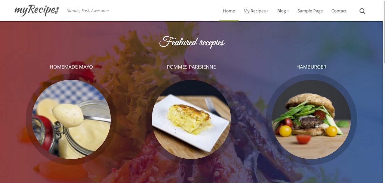 myrecipes-recipes-wordpress-theme-CL