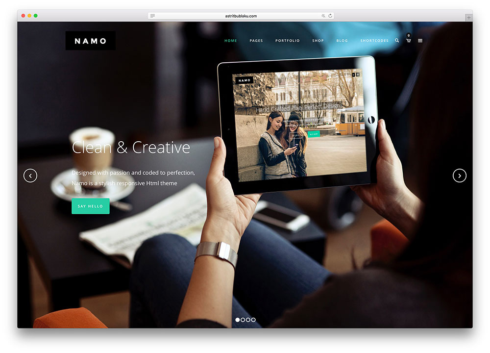 namo-clean-fullscreen-html5-website-template