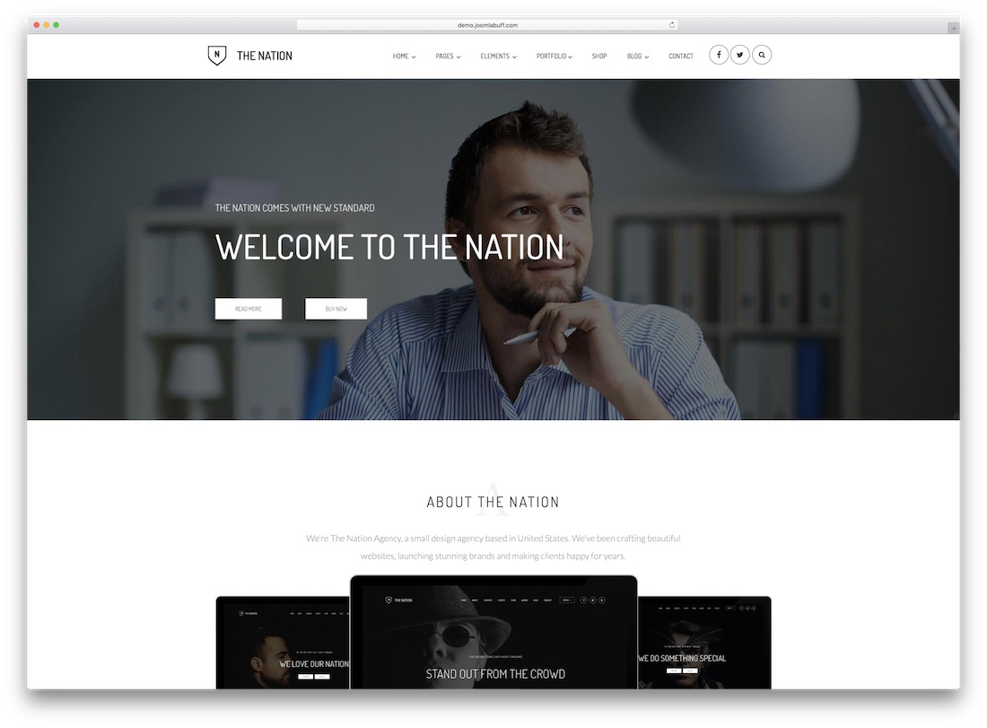 nation multipurpose virtuemart template