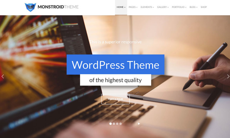 Reap A Harvest Of 30 New August WordPress Themes 2015