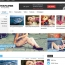 Top 20 Responsive Magazine News WordPress Themes For Blogging and News Sites 2014